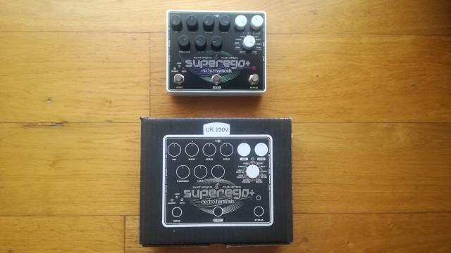Electro Harmonix Superego+ *RESERVADO