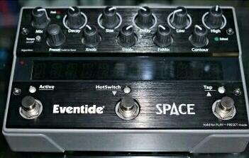 Eventide space reverb casi nuevo, envío incluido
