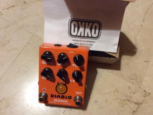 Overdrive Okko Diablo plus