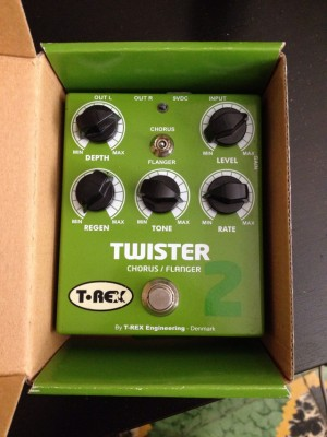 Vendo twister 2 T•REX