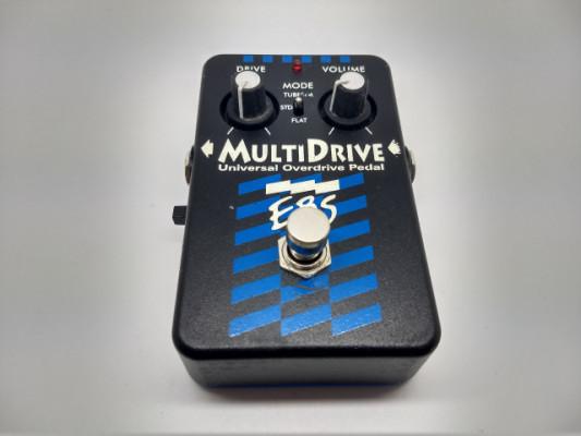 Ebs multidrive bajo/guitarra