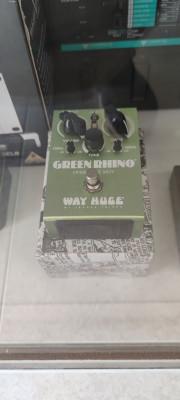 Way Huge Green Rhino IV