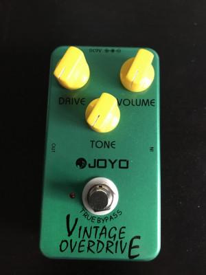 Vendo Joyo JF-01 Vintage Overdrive