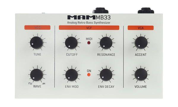 MAM MB33 Retro