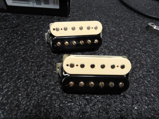 Pastillas humbucker de Luthier
