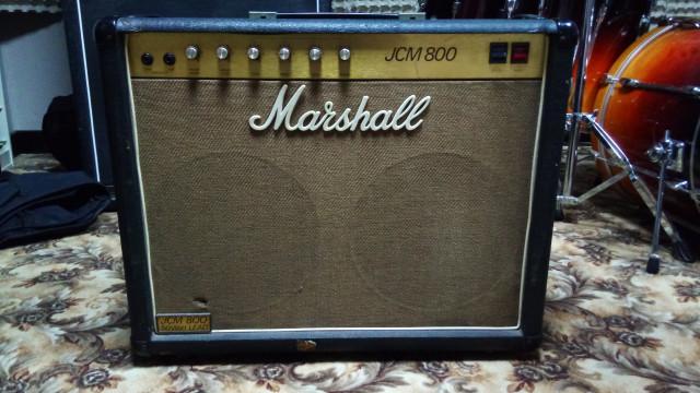 Marshall JCM 800 50w combo