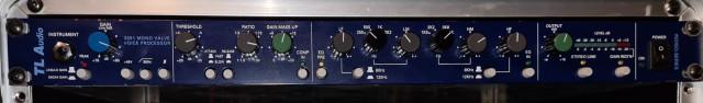 O cambio: TLAudio vp 2051