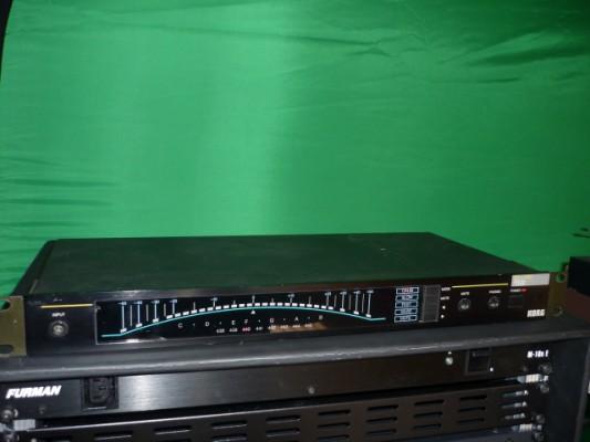 Afinador en Rack Korg DT1 PRO 90's