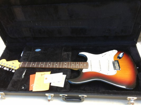 Fender American Standard Usa 2004 Sunburst