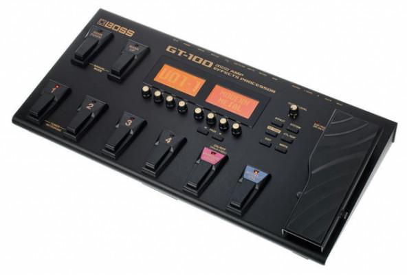 Pedalera Boss GT-100