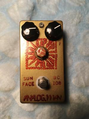 Analogman Sun Face BC108