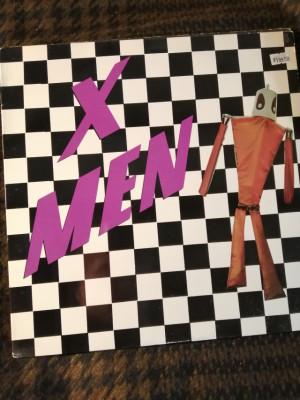 Men --Punk Rock