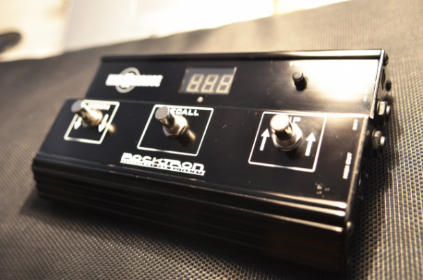 Rocktron MidiXchange controlador midi