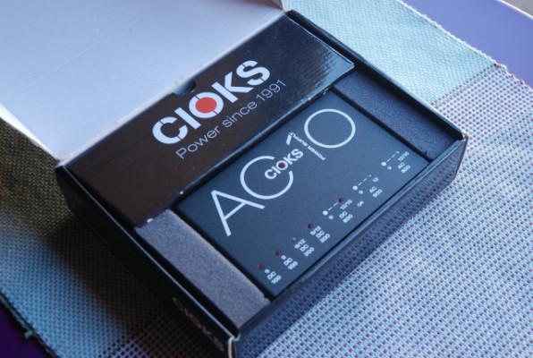 Fuente de alimentación Cioks AC10