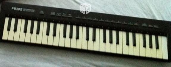 Teclado MIDI Primax