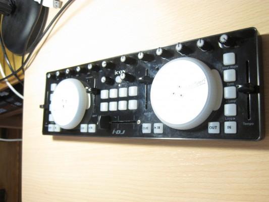 iCon I-DJ con I-cover, ACTUALIZADO