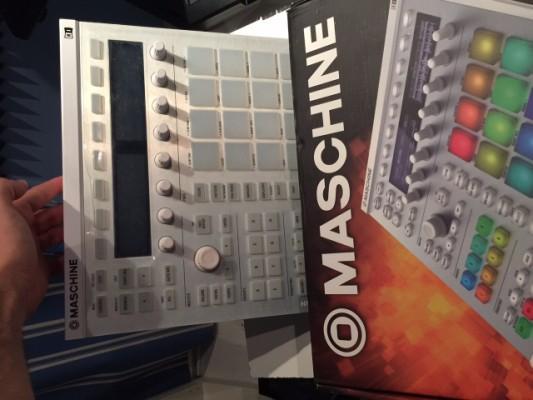 NI Maschine Blanca Mk2