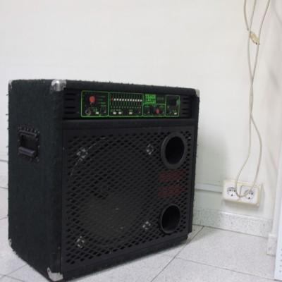 """Amplificador Bajo Trace Elliot GP12 SMX 15"""""""