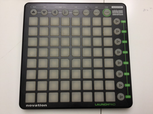 Novation Launch Pad