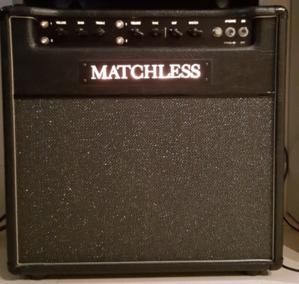 Amplificador MATCHLESS S/C 30