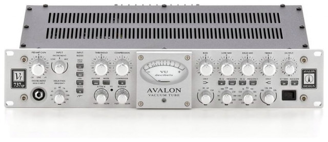 Avalon 737 SP