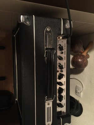 Laney VC 15 Made in UK