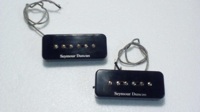Pastillas Seymour Duncan P90