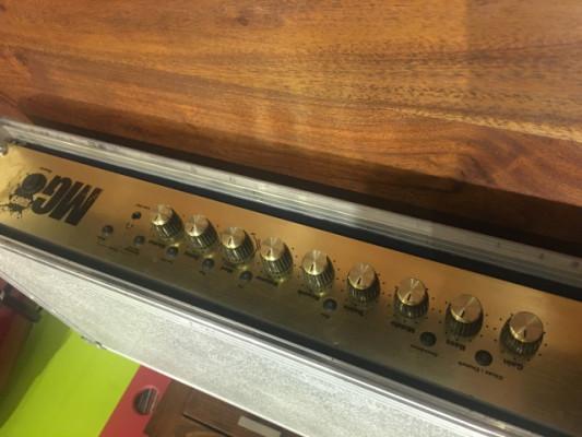 ÚLTIMA OFERTA!! Marshall MG 100FX + pedal configurar 4 presets
