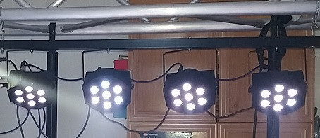 Barra Focos 4in1 Led MARK