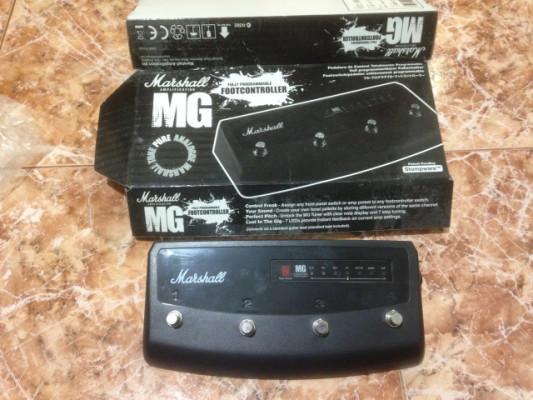 Pedal Marshall mg footcontroller