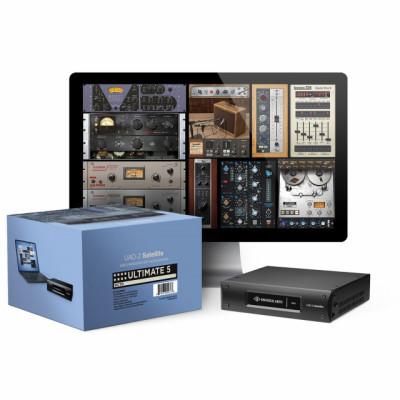 UAD2 ULTIMATE 5 OCTO USB 3 SATELLITE