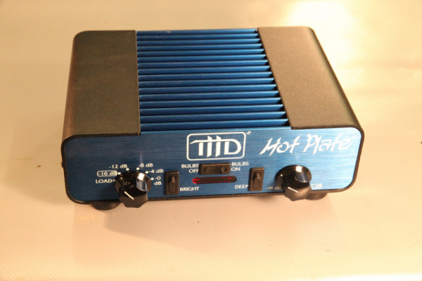 atenuador TDH hot plate thd made in Usa
