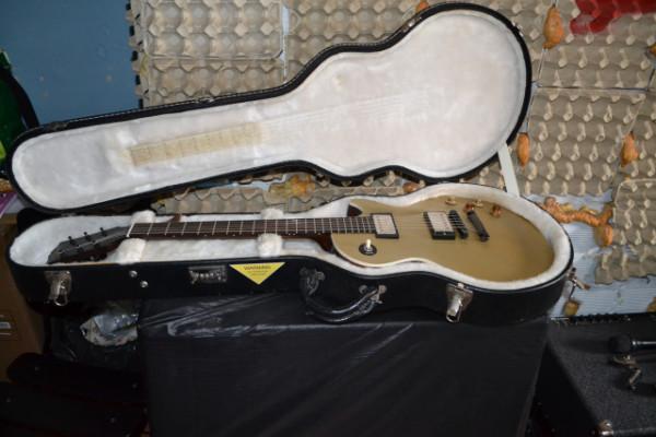 / Cambio Gibson Les Paul BFG ahora VIDEO