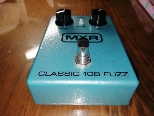 DUNLOP M173 MXR CLASSIC FUZZ
