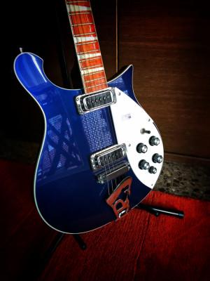 Rickenbacker 620 Midnight Blue