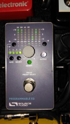 Source Audio Programable EQ