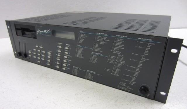 EMU EMAX-1 rack