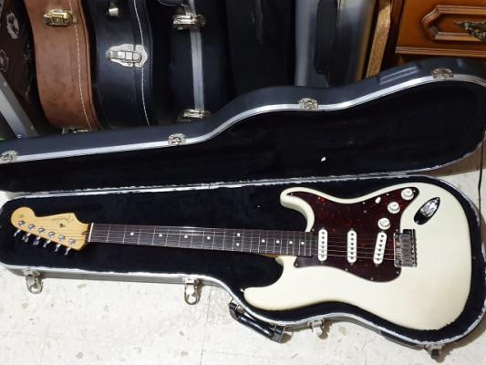 Fender Stratocaster Hot Rodded