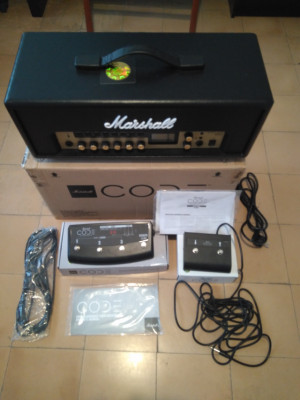 Marshall Code 100H + Footswitch