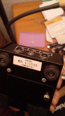 Rat 1988, pog 2, boss ps 6, big muff usa. Varios pedales.