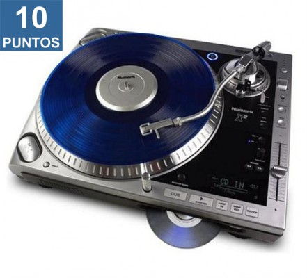 Giradiscos CD Numark X2