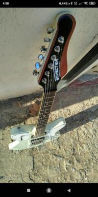 Schecter Ultra - Antique White Guitarra electrica