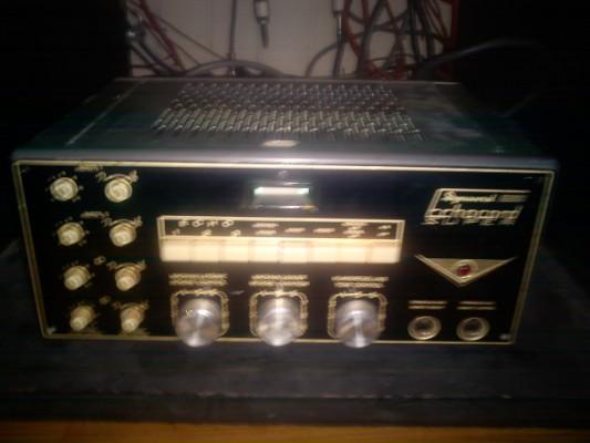 Dynacord Echocord Super S62, Vintage de los años 60