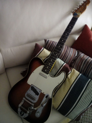 Fender Telecaster Custom Japan 2005