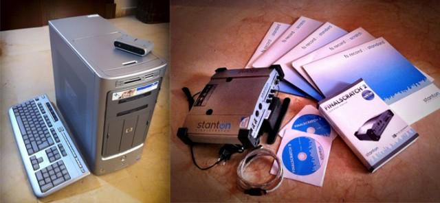SUPER PACK Final Scratch 2.0 + ORDENADOR HP listo para funcionar con FS2