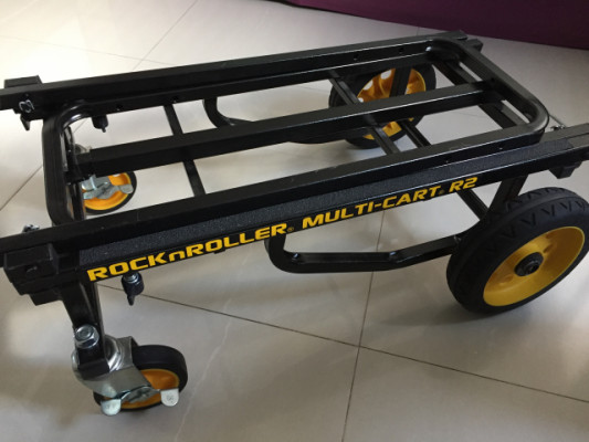 ROCKnROLLER Multi-Cart R2