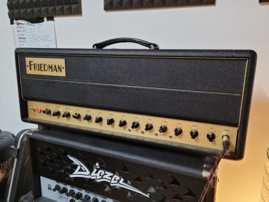 Friedman B50 Deluxe Head