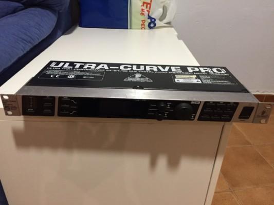Behringer Ultra-Curve Pro DEQ2496 / envio inclu