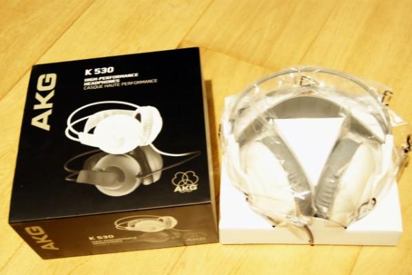 Vendo Auriculares AKG K 530