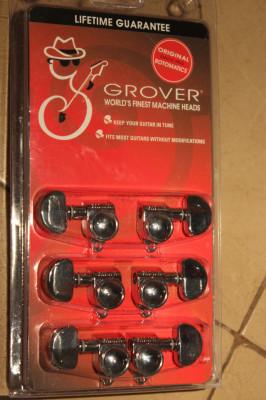 Clavijero Grover Roto-Grip Locking Rotomatics (502)